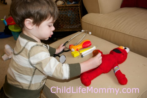 medical play elmo logo