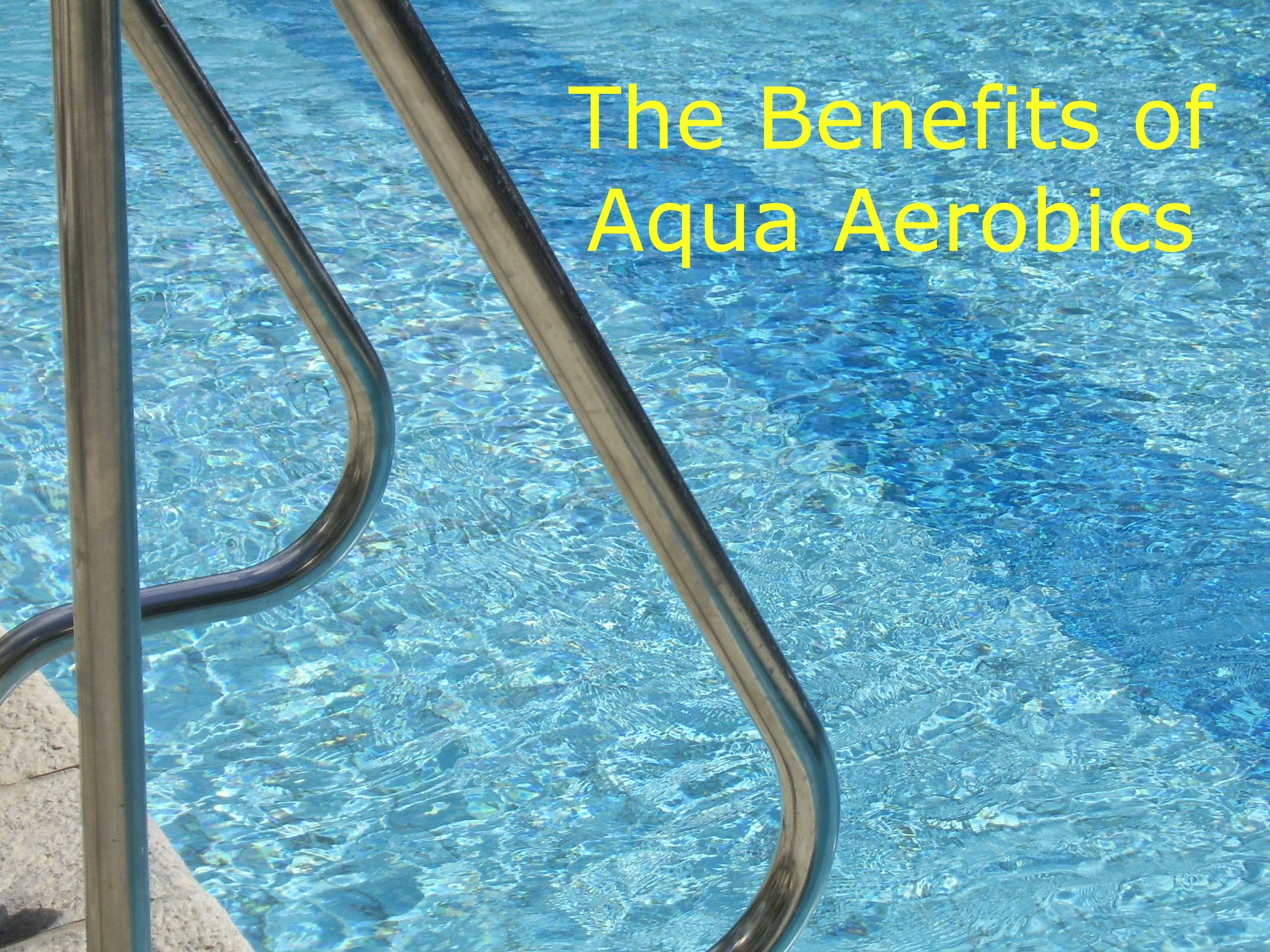 The Benefits Of Aqua Aerobics Child Life Mommy