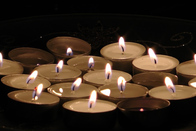 tea_candles_candle_flame