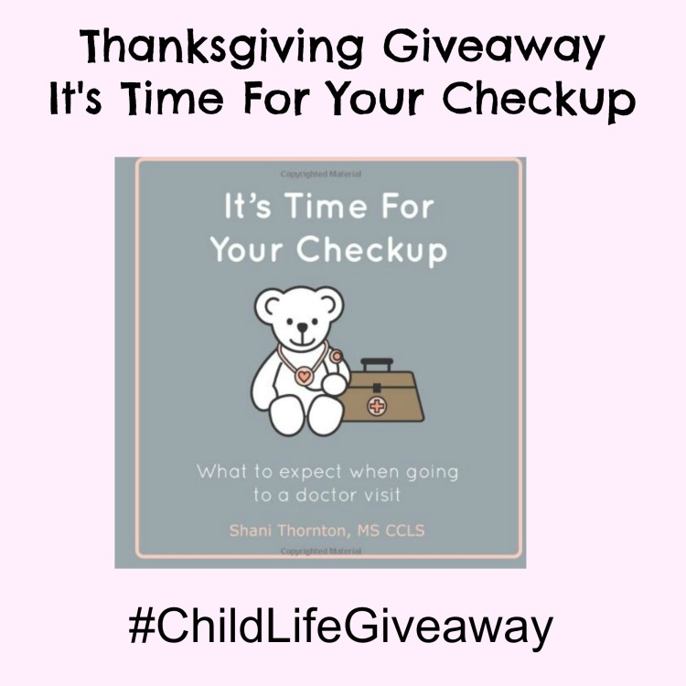 giveaway child life