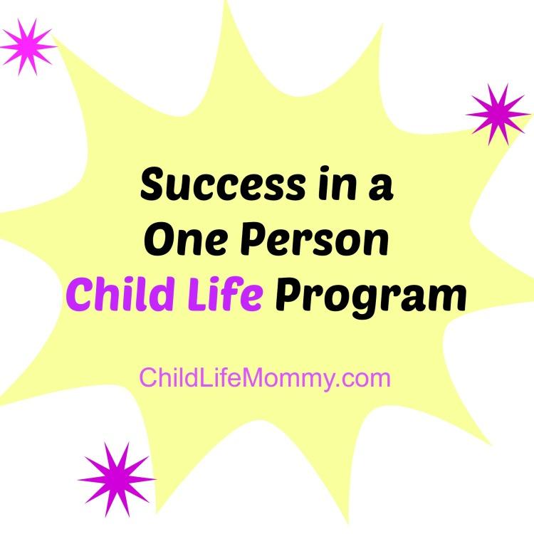 successinaonepersonprogram