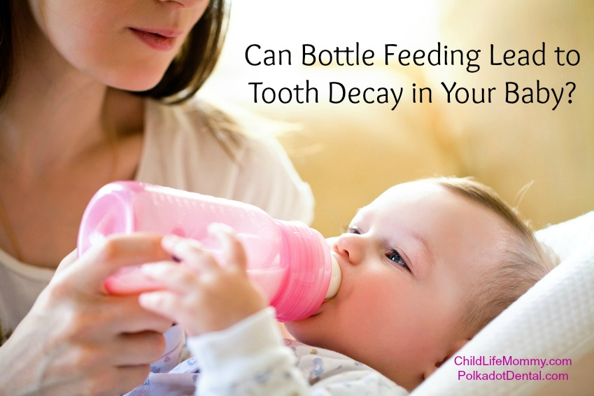how to stop baby bottle tooth decay
