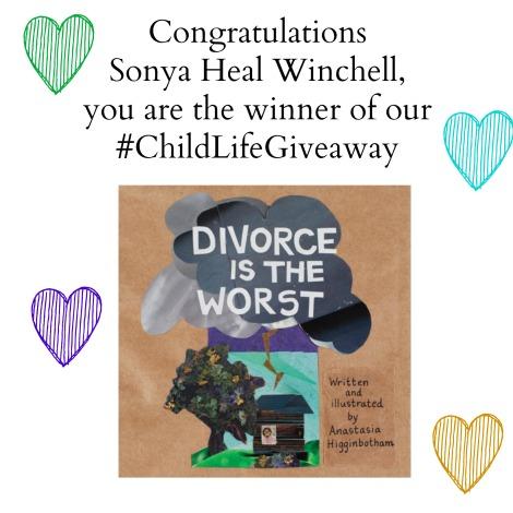 Winner DITW Giveaway