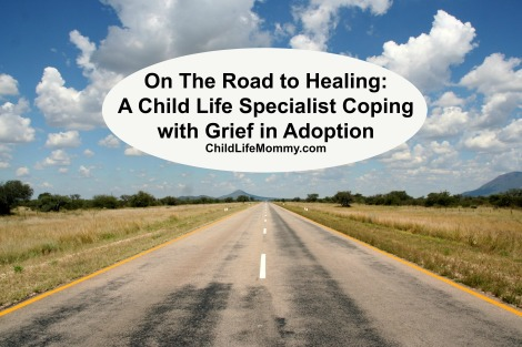 Coping with griaf in adoption