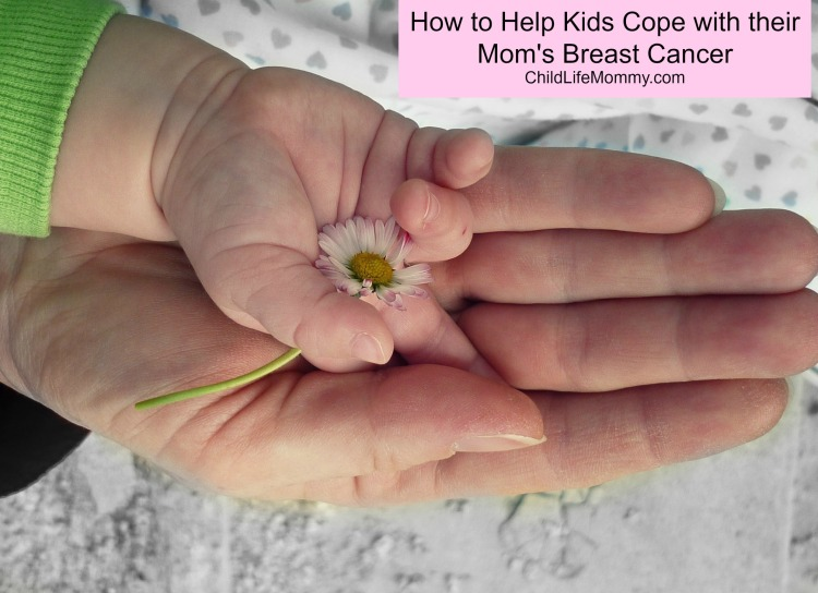 How to help kids cope with their mom's breast cancer