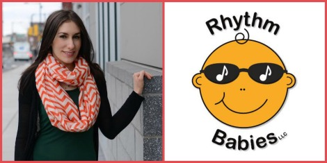 Rhythm Babies Collage