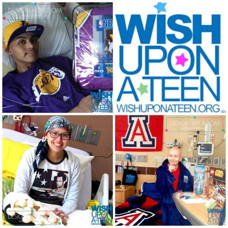 Wish Upon a Teen Collage