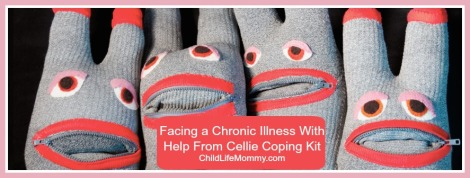 Facing a chronic illness with help from cellie coping kit