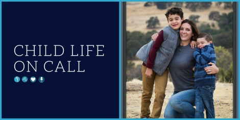 child life on call podcast Shani Interview