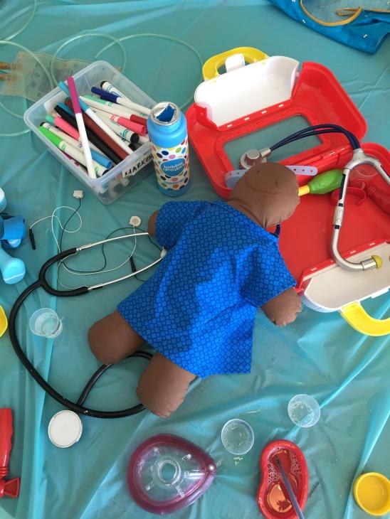 Child life in private practice